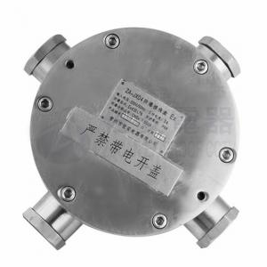 China Flameproof Stainless Steel IP68 Explosion Proof Junction Box For Hazardous Area on sale