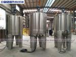Máquina de mistura de lavagem líquida do detergente, equipamento de mistura de homogeneização do produto químico