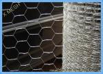 Galvanized Hexagonal Chicken Wire Mesh Screen 0.9 X 30 M Roll Anti Oxidation