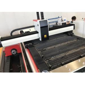 China Aluminum Fiber Laser Tube Cutting Machine With Auto - Focus Cutting Head on sale