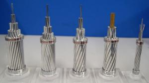 China Overhead Application ACSR Conductor All Aluminum Stranded Wire IEC Standard on sale