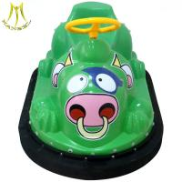 China Hansel remote control children bumper car game and ride on animal toys on sale
