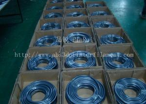 China Fluorescence PVC Plastic Flexible Hose Blue / Green For Automobiles , Computers , Lighting on sale