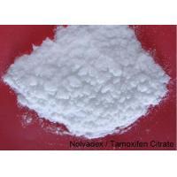 China Nolvadex / Tamoxifen Citrate Estrogen Blocker Supplement White Powder CAS 54965-24-1 on sale