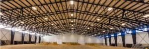 China Industrial TrussFrame Open Web Rafter System Allows For Clearspans In Excess Of 250' on sale