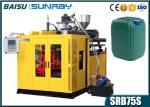 Химическая машина прессформы дуновения штранг-прессования поля упаковки с пневматической системой СРБ75С-1