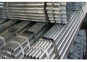 China Hollow Greenhouse Galvanized Pipe Fittings Customized Size Good Coating Toughness on sale