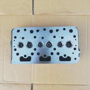 China Diesel engine cylinder head Kubota D722  for excavator standard size performance engine parts auto engine components on sale