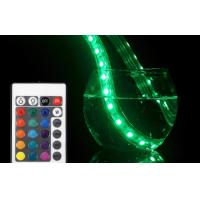 Extremely luminous DC12/24V RGB LED Strips Light with wide viewing angle