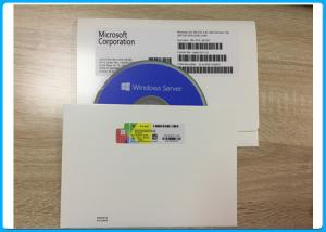China Microsoft Windows Softwares 2012 Standard R2 5 CALS 2CPU / 2VM P73-06165 on sale