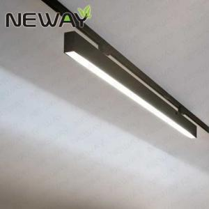 60w modern linear pendants track lighting fixtures linear track lamp
