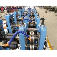 ERW50 Pipe production line/ERW/HF 50X2.5mm steel tube mill /China professional tube mill manufacture