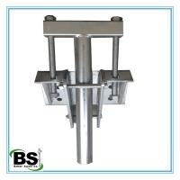 Standard-Duty Underpinning Brackets for Helical Pile Foundation System