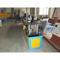 China High Speed 3 Phase Metal Steel C Stud Track Roll Forming Machine Chain Transmission on sale