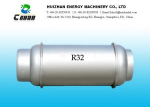 China R32 HFC Refrigerants CH2F2 In Recyclable Ton Cylinder and Oxygen Cylinder on sale