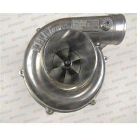 Iron Aluminium Material Diesel Engine Turbocharger For Engine 6BG1T 114400-3320 OEM VA720015