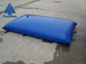 China Fuushan High Quality Collapsible Pillow PVC TPU Water Tank Trailer for Sale on sale