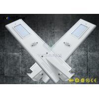 18V 65W Smart Solar Street Light With Li Battery 12V 30AH / Remote Control