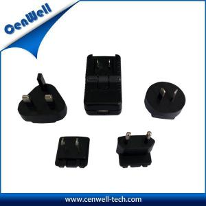 Quality cenwell ac dc 5v 2a universal travel adaptor for sale