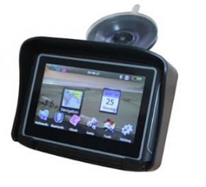"China 4.3"" waterproof  	handheld gps for motorcycle on sale"