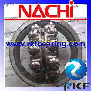 China ISO9001 Self-aligning Ball Bearing Nachi 1310ATN, Made In Japan on sale