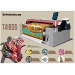 Máquina de impressão reactiva 34.5sq da sublimação de 4 cores. M pela hora