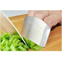 Stainless steel vegetable protect hands finger guards protecting shield anti-cut