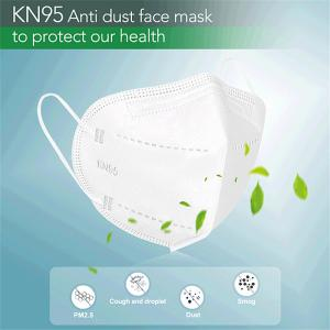 China In stock anti virus KN95 masks anti pollution dust-proof face masks for virus Protection on sale