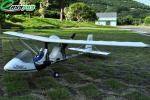 РТФ ЭС9908 ЭПО г 4ч дрифтера 2,4 самолета Бегиннер РК дистанционного управления ЭасыСкы 4ч безщеточный