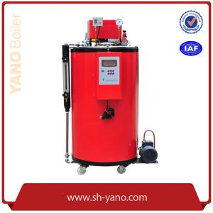 China 35kg Capacity Fuel Gas/Diesel Fired Steam Boiler Used for Cooking on sale