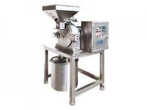 China Spice Herb Dry Vegetable Pulverizer 5.5mm Grinder Milling Machine on sale
