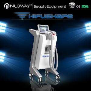 China 2015 cheapest fat reduction non surgical Multi-Function HIFU Machine on sale