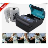 China Android bluetooth thermal Printer/ portable mini mobile Printer/58mm receipt pos printer on sale