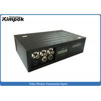 Manpack Wireless Ethernet Video Sender , Wireless Tv Audio Video Sender & Receiver
