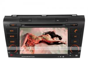 China Android Car DVD Player GPS Navigation Wifi 3G for Mazda 3 on sale