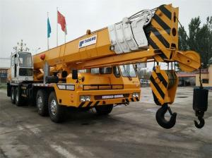 TADANO Used Crane 80 Ton GT800E Import From Japan For Sale