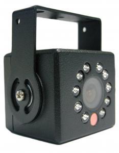 China HD 1.3  Megapixel CCTV Vehicle Car Mounted Camera IR Box Ahd Camera on sale