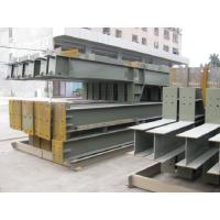 China Estructura de acero del taller de alta calidad estándar de ASTM/BS con la pintura de la resina de epoxy on sale