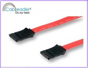China Duraflex protective jacket for Internal Computer Cables SERIAL ATA CABLE, SATA 7Pin - 7Pin on sale
