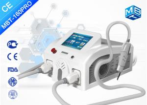China Multifunctional IPL Elos SHR Nd Laser Hair Removal Machine With Skin Rejuvenation on sale