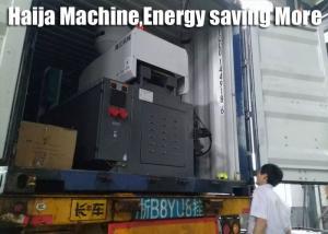 China Biggest Injection Molding Machine , Plastic Home Appliances Making Machine Screw Tyoe on sale