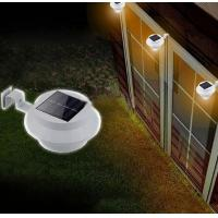 China Light Induction Solar UFO Garden Fence Lights Four installation modes on sale