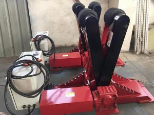 China 5T Scissor Type Pipe Stands Welding Fully CE Certificate Supported For Pipe Raise on sale