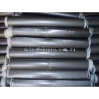 China Bitumen modified waterproof thick / thin rubber sheet with PSA backing on sale