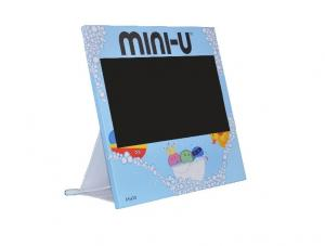 China cost effective shelf video advertising screen pop lcd screen display with mains power on sale