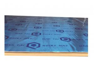 China OEM / ODM Service Auto Sound Deadening Foam , No Corrosion And Resist Bending on sale