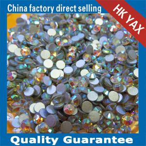 China 2015 New arrival non hot fix rhinestone,China munufacturer flat back rhinestone,best quality flatback rhinestone on sale