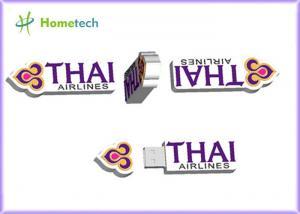 China 16GB / 32GB Printed LOGO Customized USB Flash Drive For Windows Vista on sale