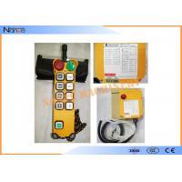 Crane Wireless Hoist Remote Control F21-8S Single Speed  Based Software