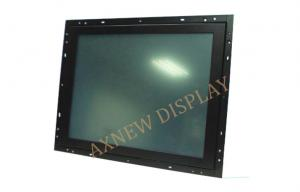 China Vertical 15 inch Rack Mount LCD Monitor 1280x1024 Touch Screen on sale